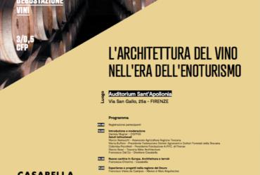 L'ARCHITETTURA DEL VINO NELL'ERA DELL'ENOTURISMO: